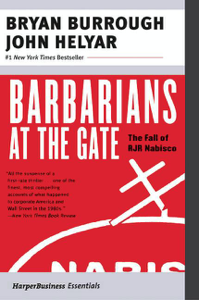 Barbarians at the Gate La couverture du livre martien