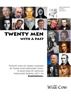 Will Coe - Twenty men with a past artwork