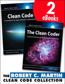 Robert C. Martin Clean Code Collection, The