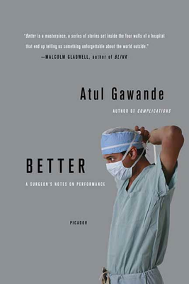 Better - Atul Gawande book