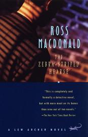 The Zebra-Striped Hearse book