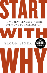 Start With Why Buch-Cover
