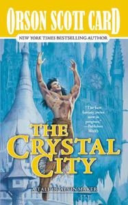The Crystal City Copertina del libro