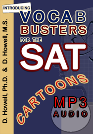 Introducing Vocabbusters for the SAT (Enhanced Version) book