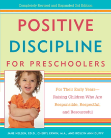 Positive Discipline for Preschoolers book