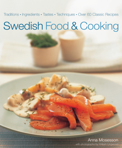 Swedish Food and Cooking Cover Book