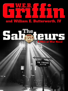 The Saboteurs Book Cover