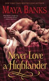 Never Love a Highlander book