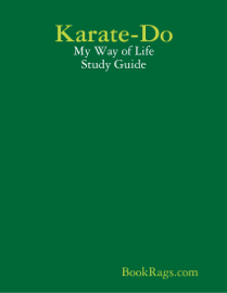 Karate-Do book