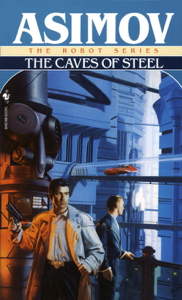 The Caves of Steel Book Cover