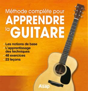 Méthode complète pour apprendre la guitare Couverture de livre