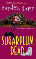 Carolyn Hart - Sugarplum Dead artwork