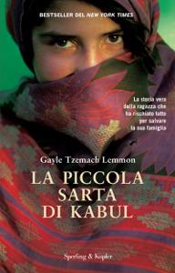 La piccola sarta di Kabul Libro Cover