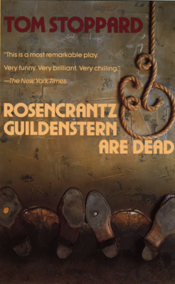 Rosencrantz and Guildenstern Are Dead - Tom Stoppard book