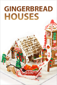 Gingerbread Houses Book Review