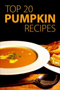 Top 20 Pumpkin Recipes Book Review