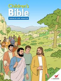 Children's Bible Comic Book book