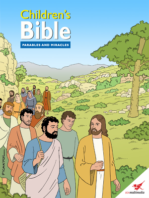 Children's Bible Comic Book - Toni Matas book