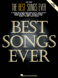 The Best Songs Ever  (Songbook)
