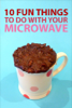 Authors and Editors of Instructables - 10 Fun Things to do With Your Microwave illustration