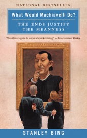 What Would Machiavelli Do? book