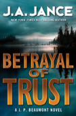 Betrayal of Trust Book Cover