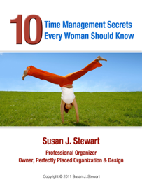 10 Time Management Secrets Every Woman Should Know book