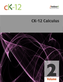 CK-12 Calculus, Volume 2
