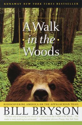 A Walk in the Woods - Bill Bryson book