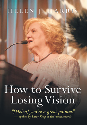 How To Survive Losing Vision - Helen J. Harris book