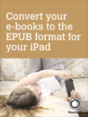 Convert your e-books to the EPUB format for your iPad