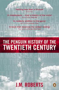 The Penguin History of the Twentieth Century Libro Cover