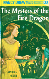 Nancy Drew 38: The Mystery of the Fire Dragon book