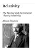 Albert Einstein - Relativity ilustraciГіn