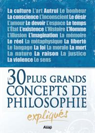 Philosophie: les 30 plus grands concepts expliqués