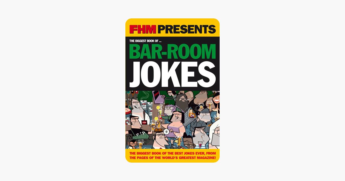 FHM Biggest Bar-Room Jokes