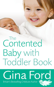 The Contented Baby with Toddler Book Cover Book