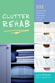 Clutter Rehab book