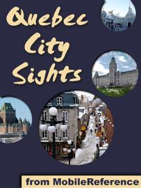 Quebec City Sights book