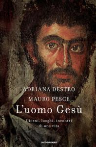 L'uomo Gesù Copertina del libro