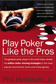 Play Poker Like the Pros book