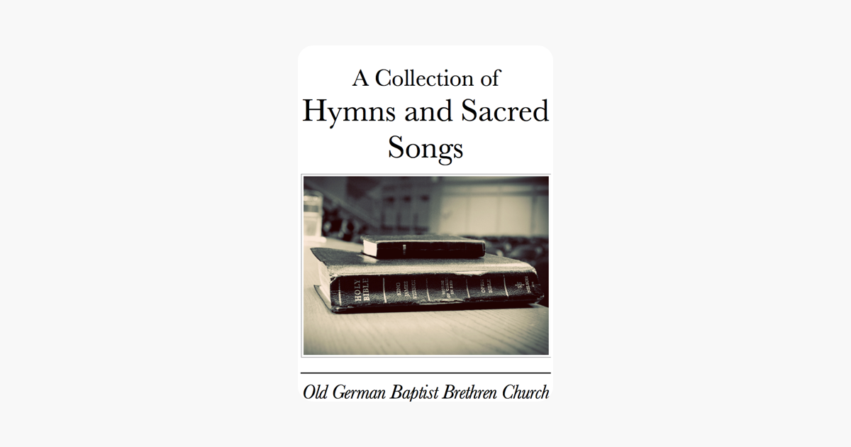 A Collection of Hymns and Sacred Songs on Apple Books