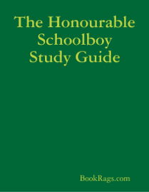 The Honourable Schoolboy Study Guide book