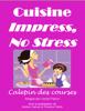 Allegra van Hovell Patrizi - Cuisine Impress No Stress Calepin des Courses artwork