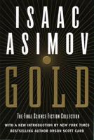 Isaac Asimov - Gold artwork