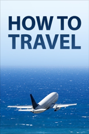 How to Travel book