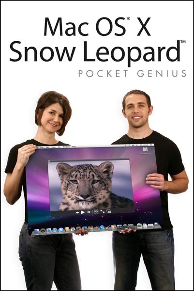 Mac OS 'X' Snow Leopard Pocket Genius