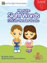 Meet the Sight Words Level 1 Easy Reader ...