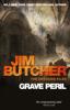 Jim Butcher - Grave Peril artwork
