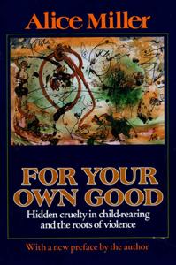For Your Own Good Copertina del libro